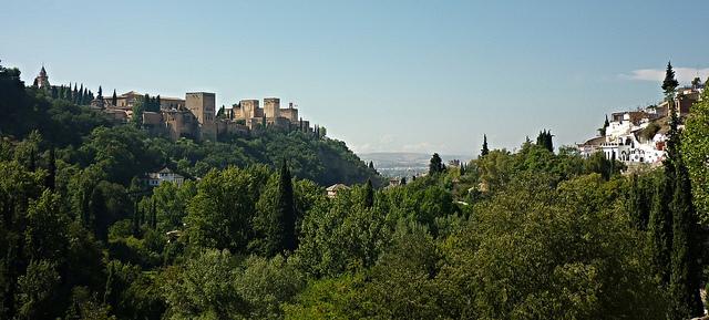 Donde ir en Granada/ Sacromonte