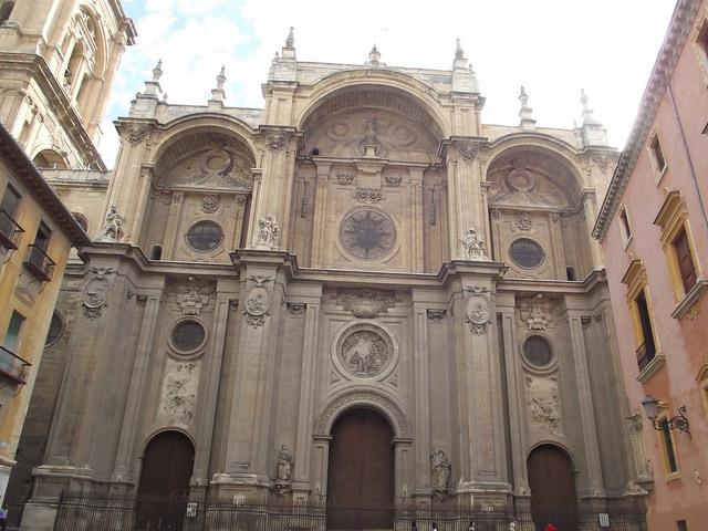 Donde ir en Granada/ Catedral