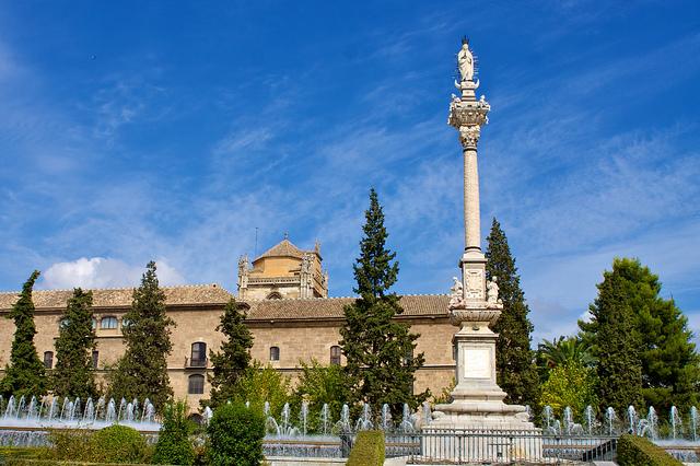 Rincones de Granada- Jardines del Triunfo