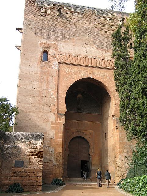 Rincones de Granada-Alhambra