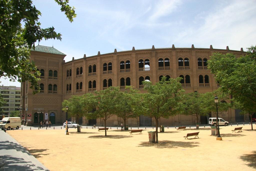 Rincones de Granada-Plaza de Toros