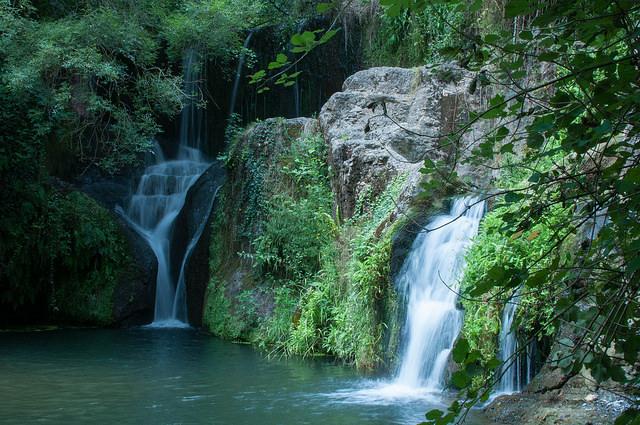 Gorg Molí dels Murris / Parque Natural de la Garrotxa