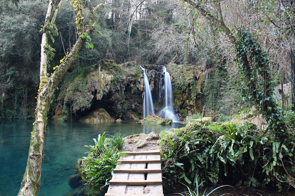 Gorg Molí dels Murris/ Parque Natural de la Garrotxa