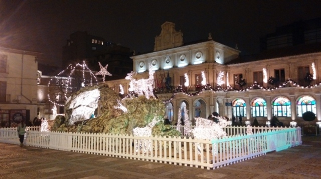 Navidad en León - LugaresyHoteles