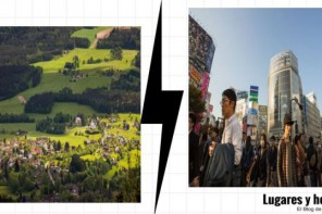 5 ventajas turismo rural frente al turismo urbano - LugaresyHoteles