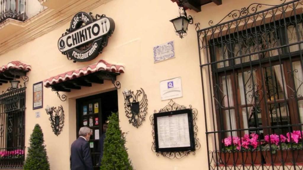 Mejores restaurantes Granada