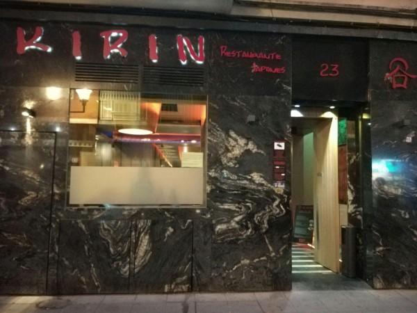 Restaurante Kirin Granada