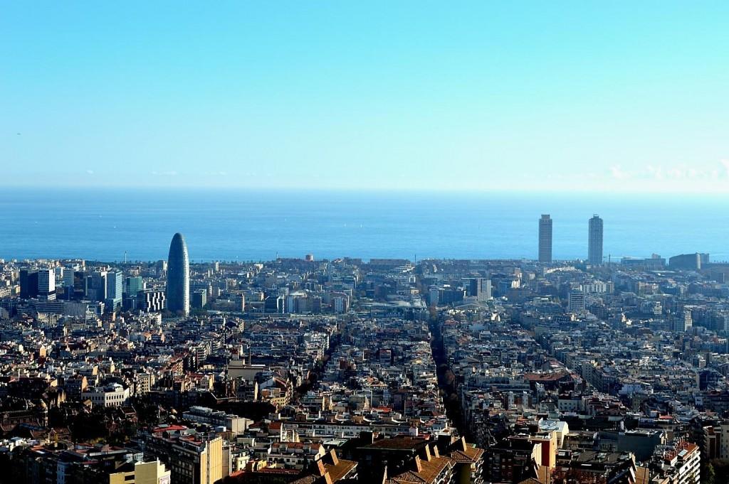 miradores Barcelona vistas