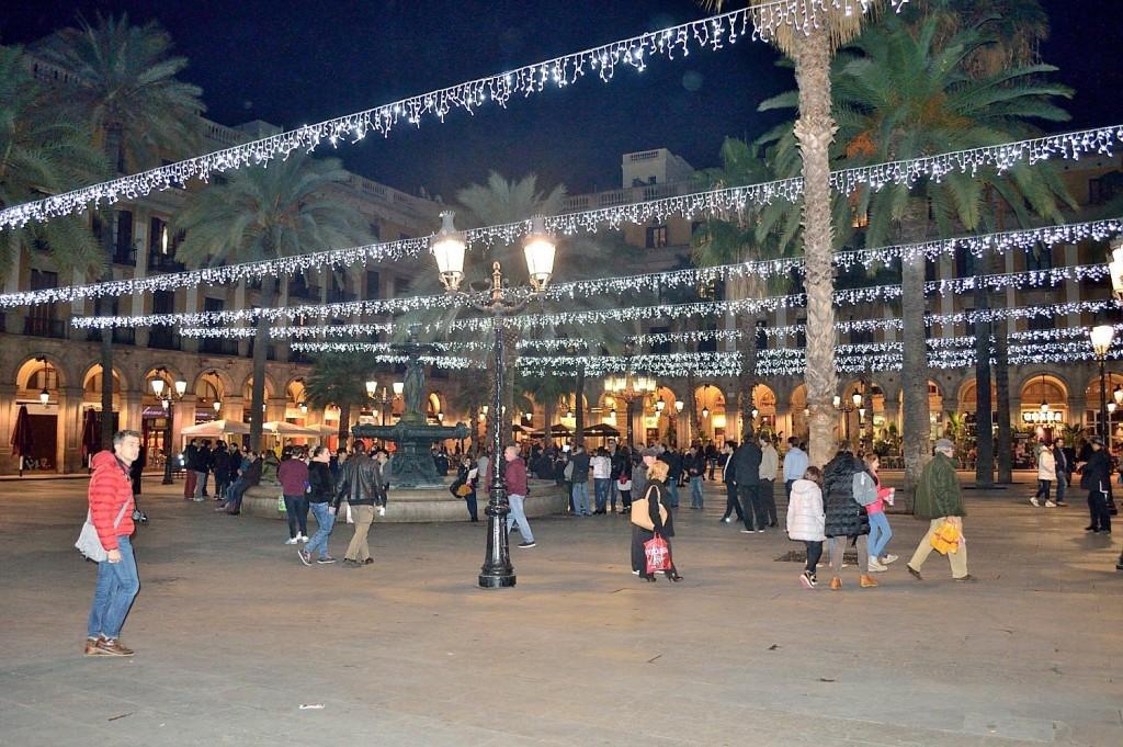 Barcelona en Navidad