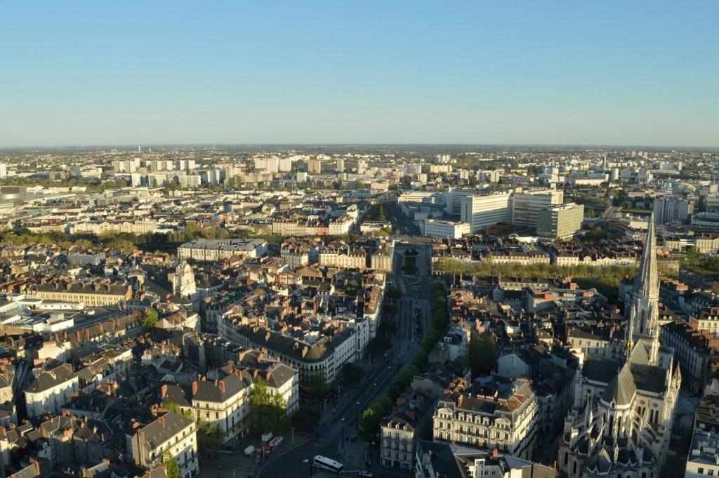 Vistas desde Torre de Bretaña