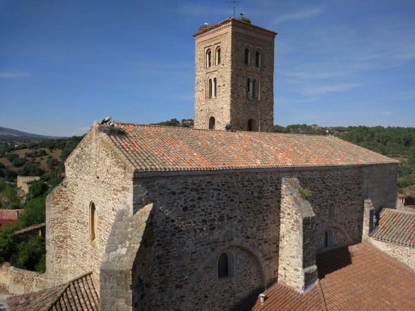 Iglesia de Santa María Buitrago de Lozoya