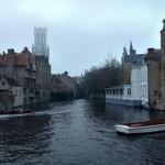 Fin de semana en Brujas y Bruselas