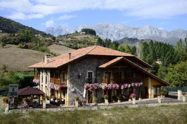 alojamiento rural Picos Europa