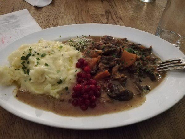 Donde comer en Oslo